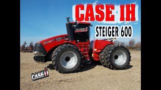 CASE IH STEIGER 600