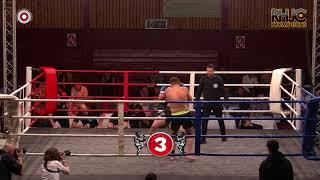 BARI GYM 16 - Alexander Lee vs Moestafa Mohamed