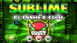 Geometry Dash [2.0] (DEMON) - Sublime by DWShin & Goose | GuitarHeroStyles