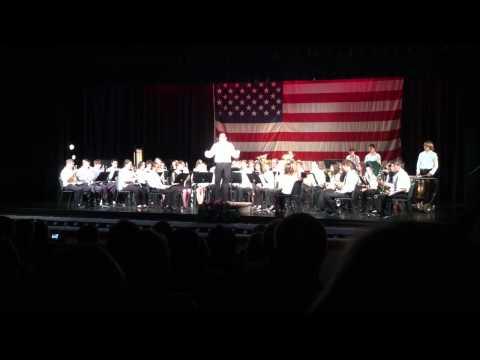 2013 Memorial Day Concert - Northwood High School - 3