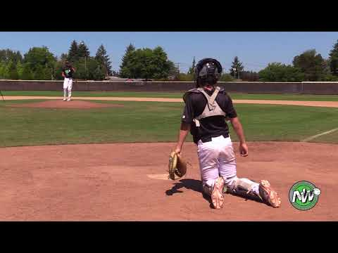 JR Ritchie - PEC - RHP - Bainbridge HS (WA) - July 18, 2018