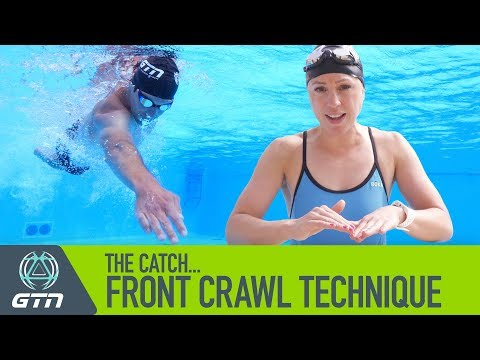 The Catch - How To Swim Front Crawl | Freestyle Swimming Technique