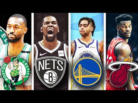 NBA Free Agency 2019 Full Recap - Every Free Agent Signing SO FAR!