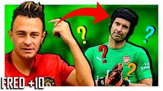 Top 10 - A verdadeira história do capacete de Petr Cech!