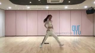 Hwang Yeji (JYP New Girl Group) Practice (Mirrored)