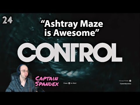 Control | Ashtray Maze Is Awesome #24