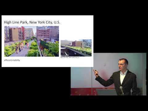 "Patrik Schumacher on ""Walkable London"" at Future Cities Forum"