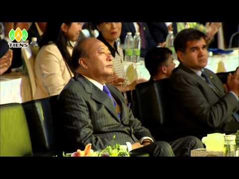 Tiens 20th Anniversary celebration in china