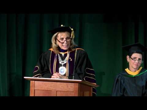 SRC MBA graduation at SUNY Oswego