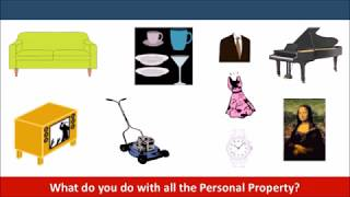 Colorado Probate 11: What do I do with all of the personal property?