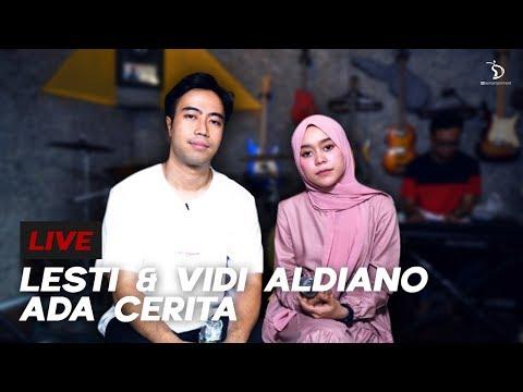 Bikin Baper!! Lesti & Vidi Aldiano Duet Lagu Ada Cerita