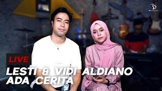 Download lagu Bikin Baper!! Lesti & Vidi Aldiano Duet Lagu Ada Cerita