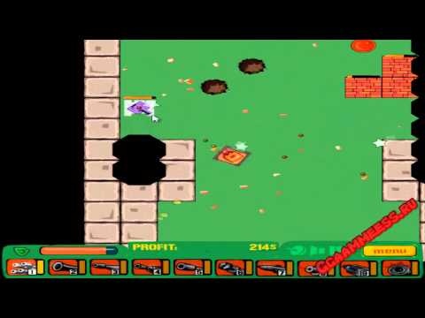 Игры для мальчиков Танки в лабиринте 3