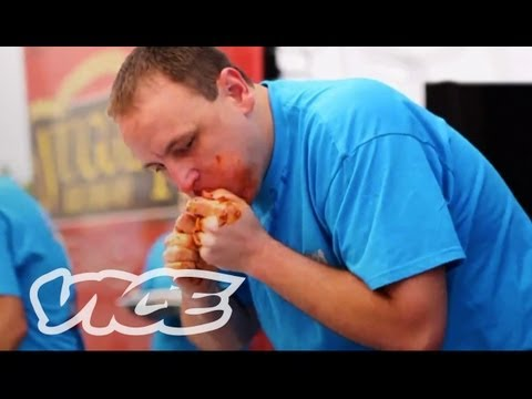 Competitive Eating in Nevada