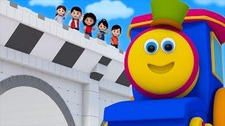 Bob The Train | London Bridge Is Falling Down | Nursery Rhymes Songs by Bob The Train