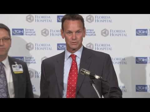 Tampa General Hospital and Florida Hospital's Tampa Bay Network Announce New Partnership