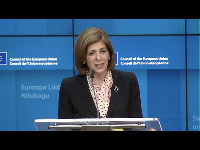 #EPSCO extracts from the press conference by Krista KIURU and Commissioner Stella KYRIAKIDES