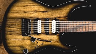 Soulful Atmospheric Groove Guitar Backing Track Jam in B Minor