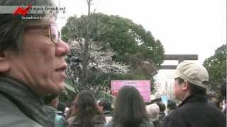 4月7日靖国神社雑感~パール博士(パール判事)顕彰碑前にて/西村幸祐 thumbnail