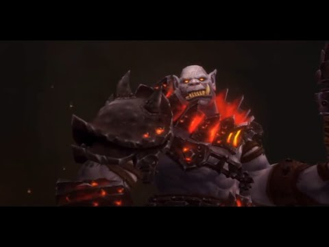 Blackrock Foundry Music - Warlords Of Draenor