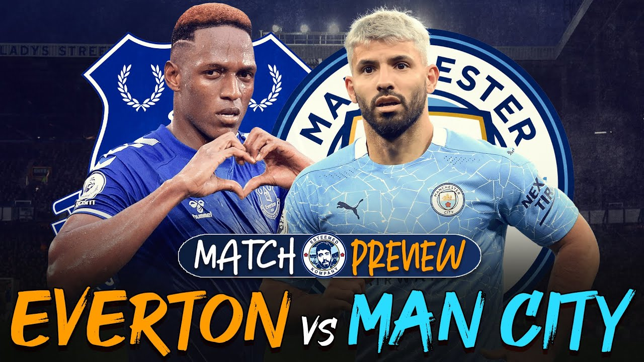 Everton vs Manchester City Live Stream Premier League Match, Predictions and Betting Tips
