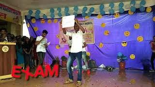 Fresher's party Funny Dance... Student Life..Love masti friendship Drama ..By GPS and team