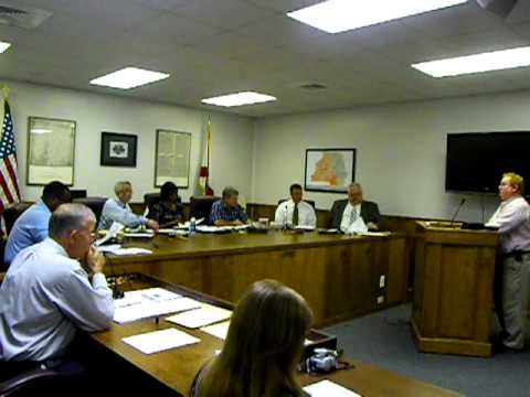 June 1 Madison County Commission Meeting, Part 1, Madison Florida