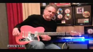 Pete Anderson demos the Fryette Memphis 30 Drive Channel
