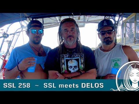 SSL 258 ~ SSL meets DELOS!  (in 4K UltraHD)