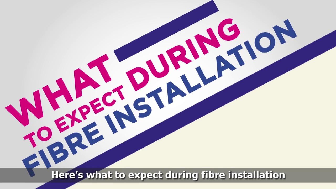Singtel Fibre Broadband Installation - Hyper Communications