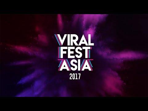 RAP IS NOW LIVE @VIRAL FEST ASIA (2017)  | RAP IS NOW
