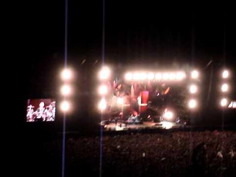 Recital de Soda Stereo 21 de Octubre 2007 - (Profu