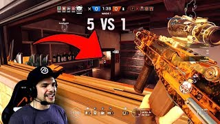 "NOUVEAU SNIPER & AGENTS !! (Rainbow Six Siège ""White Noise"" DLC Gameplay)"