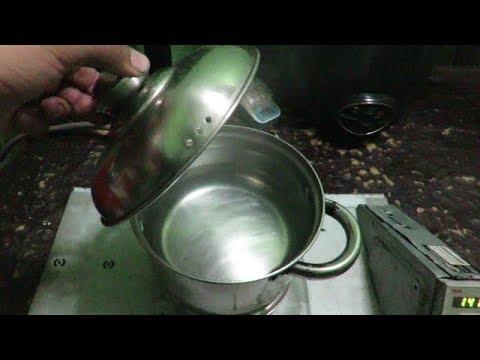 Cocina Electrica Casero Youtube