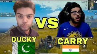 ducky bhai play pubg Mobile   With Carryminati!!