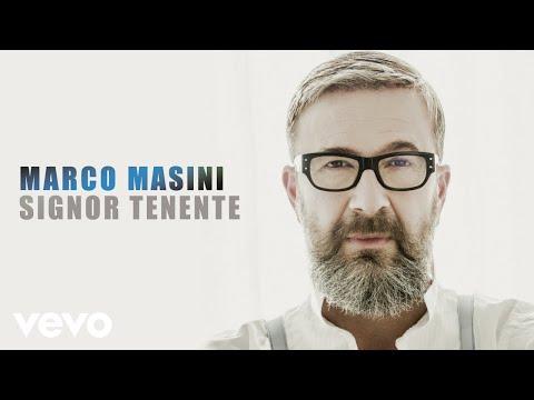 Marco Masini - Signor Tenente - Sanremo 2017 (Audio)