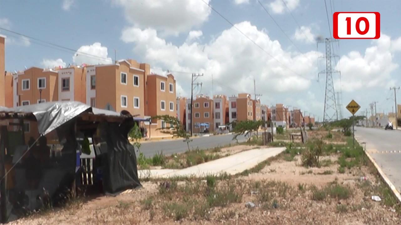 Villas otoch la zona m s peligrosa en canc n youtube for Villas otoch