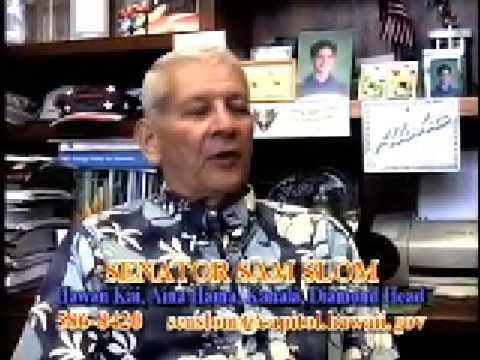 Better Government Featuring Senator Sam Slom