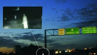 GHOST TERRIFIES TOLL WORKERS IN ARGENTINA JUNE 24, 2015 (EXPLAINED)