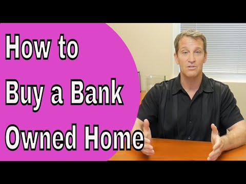 🎥 Bank Owned Homes - What You Need to Know Before Buying a Bank Owned Property