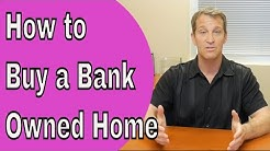 Bank Owned Homes - What You Need to Know Before Buying a Bank Owned Property