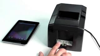 Star Micronics: How to Pair TSP650II BTi printer with Android