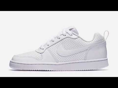 unboxing-nike-court-borough-low-/-white