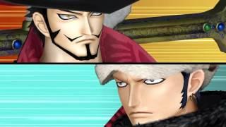 One Piece : Pirate Warriors 3™ * Dressrosa Tremble * trésor & Rank S - Part : 2 [ FR ]