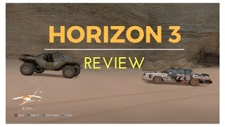 Forza Horizon 3 A Racers Review