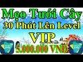 LVT - Cách Tưới Cây 30 Phút Lên Level VIP - ViettelPay App
