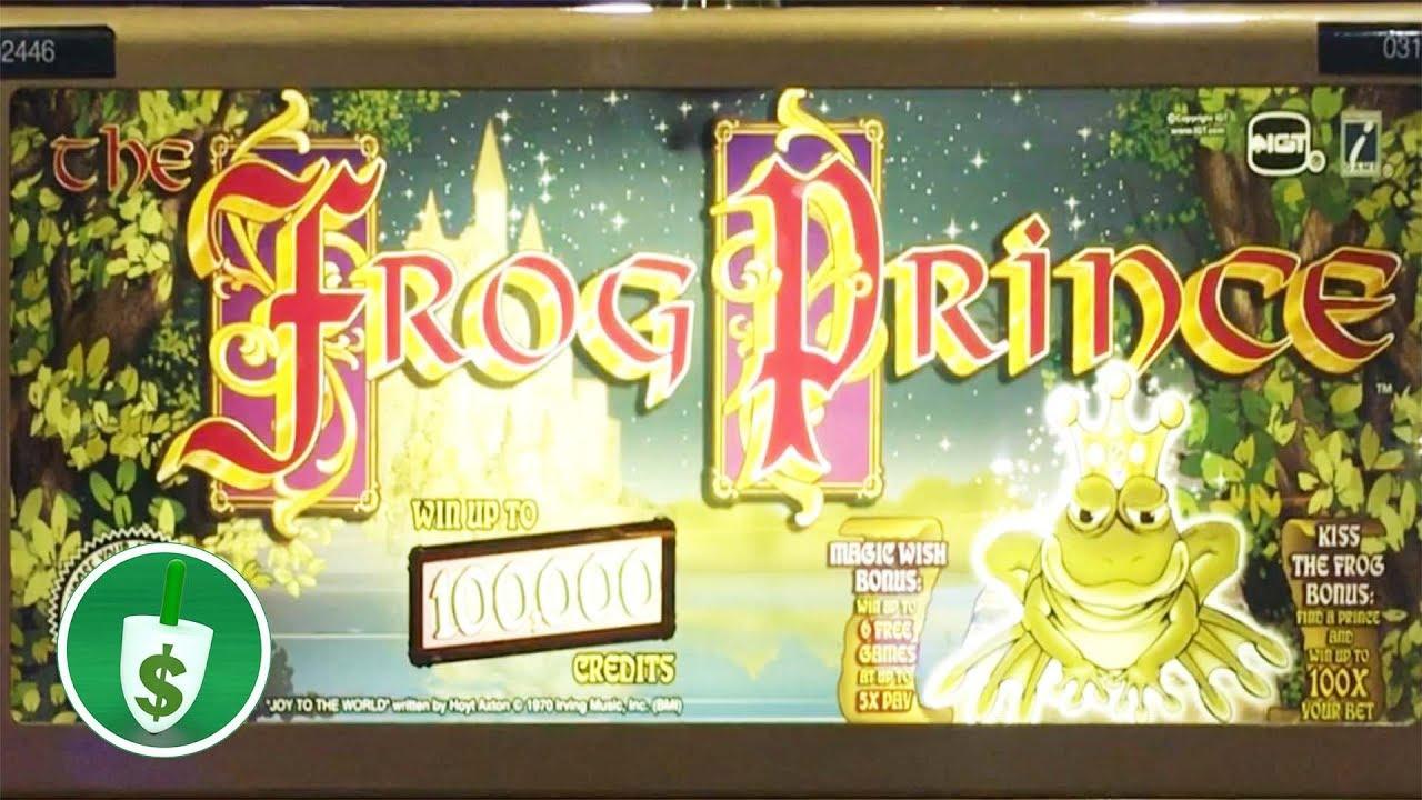 Frog Prince Slots