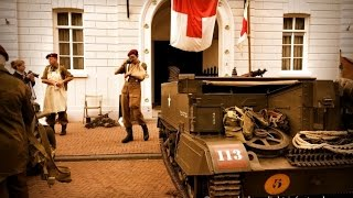 Main Dressing Station - 72nd Commemoration of the Battle of Arnhem