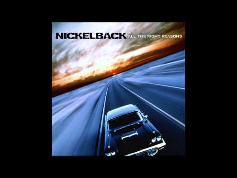 Nickelback ~ Fight for All the Wrong Reasons ~ All The Right Reasons [02]
