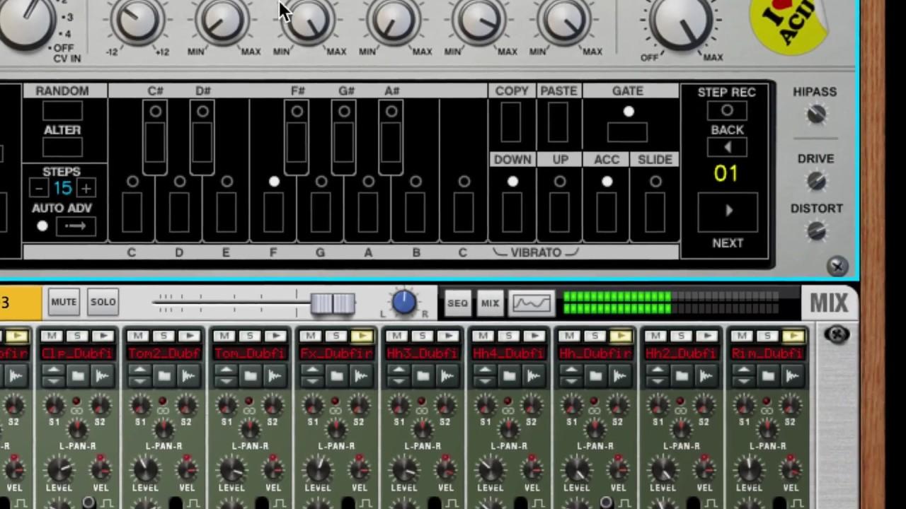 ABL3 Computer Bassline   Emulated Classic   Shop   Propellerhead